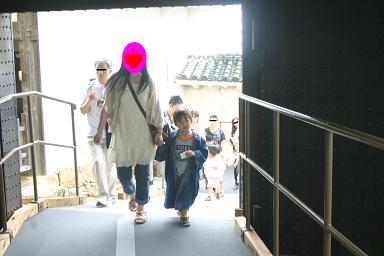 姫路城に入ってみよう